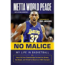 fan products of No Malice: My Life in Basketball or: How a Kid from Queensbridge Survived the Streets, the Brawls, and Himself to Become an NBA Champion