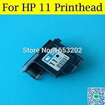 Liku técnicas para HP 11 cabezal de impresión C4810a compatibles con HP Designjet 500 510 800 100 Impresoras (Negro cabezal de impresión): Amazon.es: Electrónica