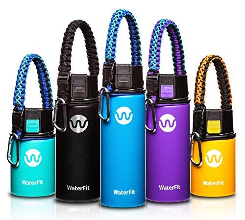 16 oz sports water bottle - 1