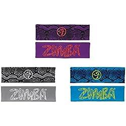 Zumba Repstyle Headbands 3-pack