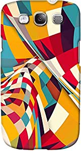 DailyObjects Nazca Case For Samsung Galaxy S3 Multicolored