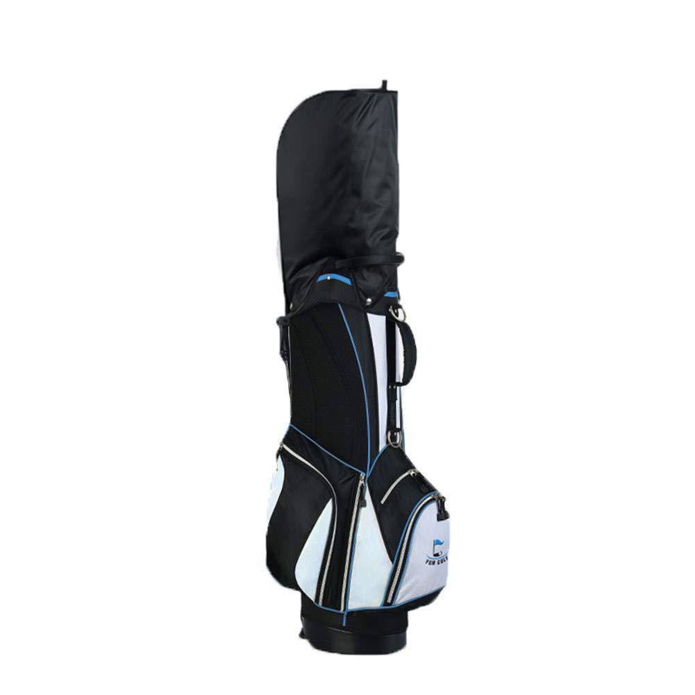 ゴルフクラブバッグウェイカートトロリーバッグカート防水素材とドライポケットシリーズゴルフトロリーカートバッグ  B B07K4GN1DN