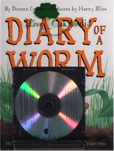 Diary of a Worm [With Hardcover Book]