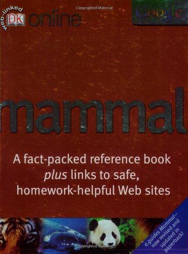 Mammal (DK ONLINE) pdf