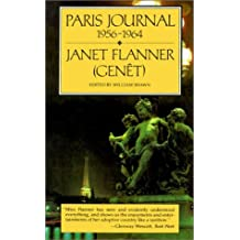 Paris Journal, 1956-65