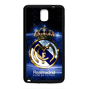 Happy Realmadrid Fashion Comstom Plastic case cover For Samsung Galaxy Note3