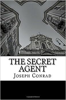 the secret agent amazon co uk joseph conrad