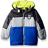 iXtreme Boys' Coloblock Puffer with Patch