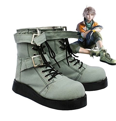 Final Fantasy XIII FF13-2 Hope Estheim Cosplay Shoes Boot...