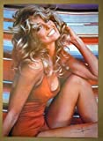 Farrah Fawcett Re-Print 1976 Original Rolled in Sleeve 20x28 inches