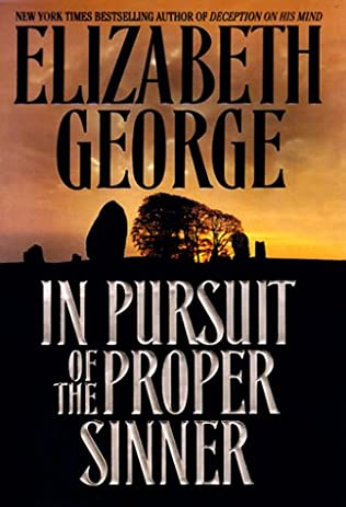 book cover of In Pursuit Of The Proper Sinner