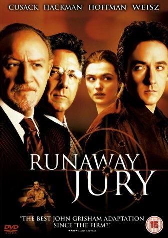 REVIEW: RUNAWAY JURY | kevinfoyle