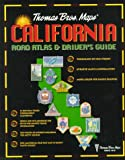 California Road Atlas and Drivers Guide : 1997 Edition, Thomas Brothers Maps Staff, 0881309206