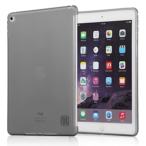 Kayscase Back Case for iPad Air 2  Smart Cover Compatible