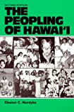 img - for The Peopling of Hawaii book / textbook / text book