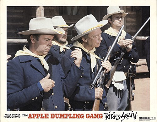 The Apple Dumpling Gang Rides Again 1979 Authentic 11