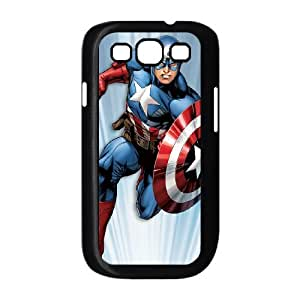 Samsung Galaxy S3 I9300 Phone Case Captain America