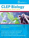 img - for CLEP Biology Study Guide 2018-2019: CLEP Biology Exam Prep and Practice Test Questions book / textbook / text book
