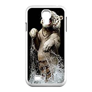 Hjqi - Custom Tiger Phone Case, Tiger Personalized Case for SamSung Galaxy S4 I9500