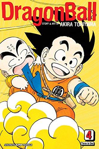 Dragon Ball, Vol. 4 (VIZBIG Edition) (4) (Vizbig Manga Dragon Ball)