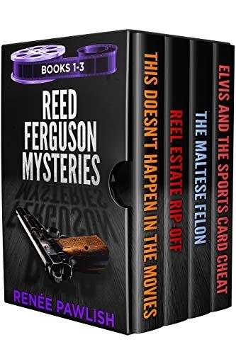 The Reed Ferguson Series Box Set 1 3 A Private Investigator Mystery Series Crime Suspense Thriller Boxset Book 1