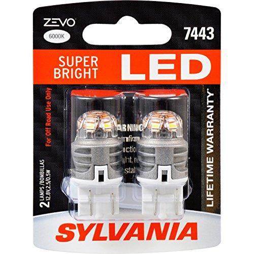 7443 led bulb - 7