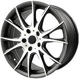 ProLine MA1209 Flat Black 18X8 Wheel (120919)