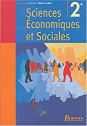 Sciences économiques et sociales, 2de (Manuel)