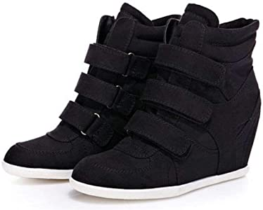 Amazon.com | ACE SHOCK Wedges Sneakers