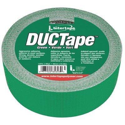 Intertape AC20 - Utility Grade Cloth Duct Tape - 2 Inch X 60