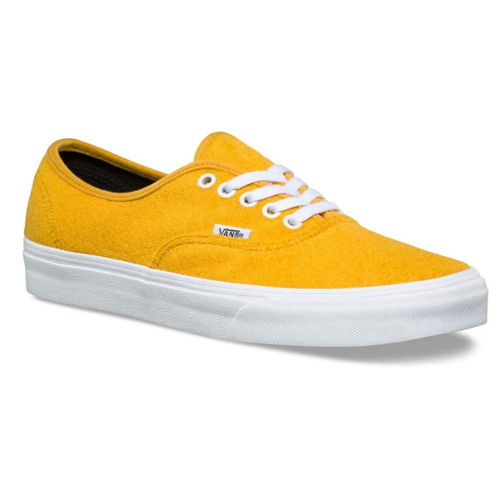013413a0c851 Galleon - Vans Authentic Shoes 9.5 B(M) US Women   8 D(M) US Yellow