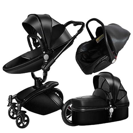 GZF Cochecito de Bebé de Confort Cochecito de bebé, coche de ...