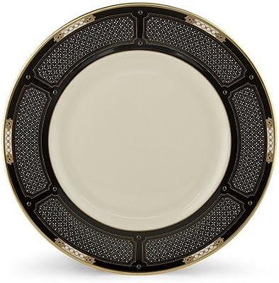 Amazon Com Lenox Hancock Accent Plate Kitchen Dining