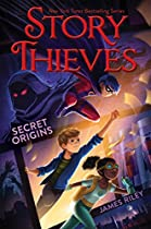 SECRET ORIGINS (STORY THIEVES BOOK 3)