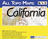 Search : iGage All Topo Maps California Map CD-ROM (Windows)