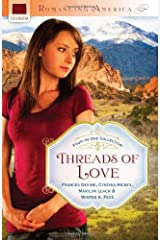 Threads of Love (Romancing America) Paperback
