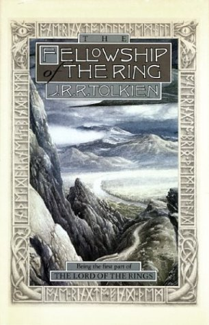 The Fellowship of the Ring: Being the First Part of The Lord of the Rings (1) (Lord Of The Rings One Volume Hardcover)