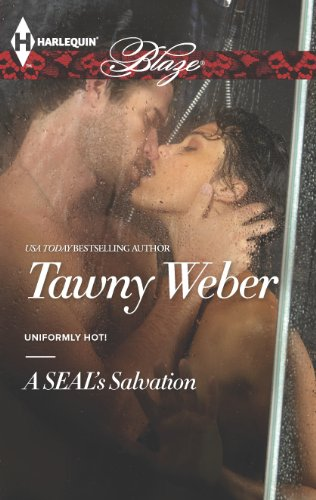 A SEAL's Salvation (Uniformly Hot SEALs Book 3) Kindle Edition
