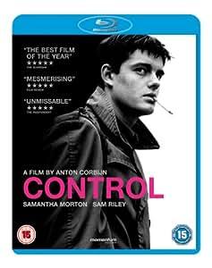 Control [Blu-ray] [Reino Unido]