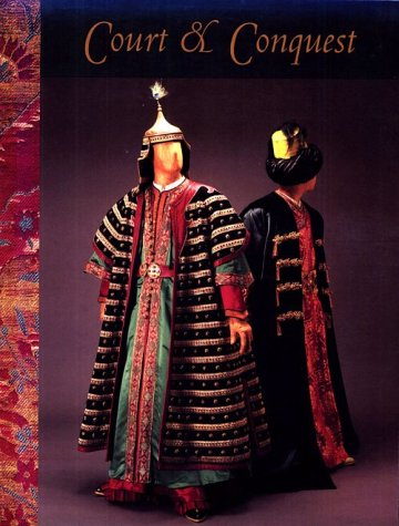 Handel Costume (Court and Conquest: Ottoman Origins & the Design for Handel's
