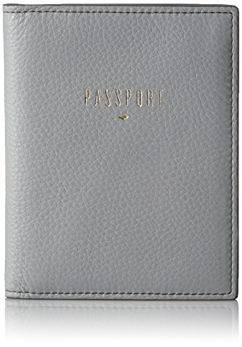 Fossil Rfid Passport Case Wallet, Iron