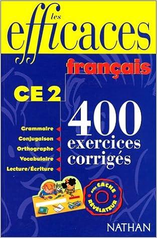 Livres télécharger mp3 gratuitement francais ce2. 400 exercices.