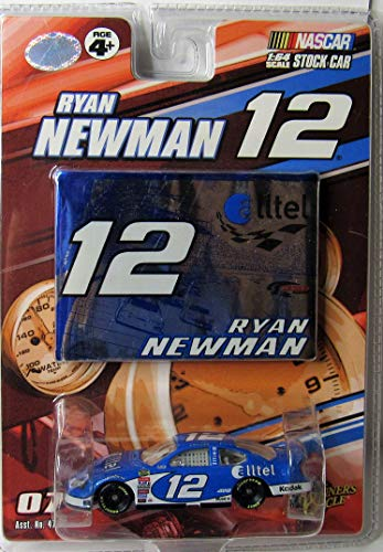Ryan Newman #12 Alltel Dodge Charger 1/64 Scale & Foil Card Edition Winners Circle 2007 (Ryan Newman Charger)