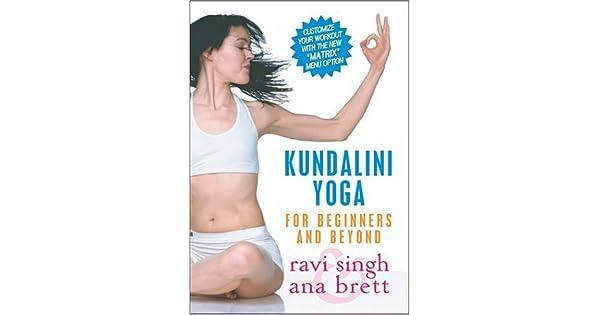Amazon.com: Kundalini Yoga for Beginners & Beyond: Ana Brett ...