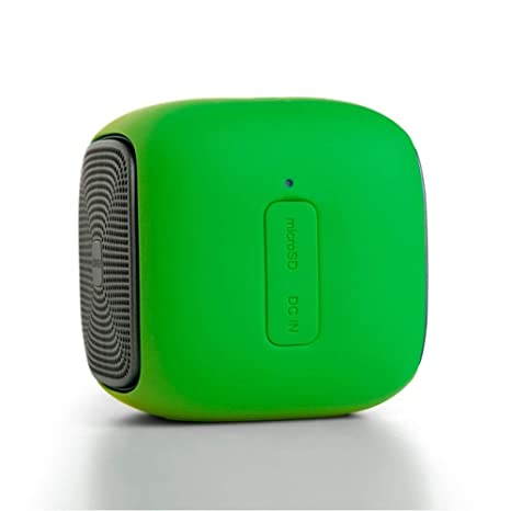 qiyanMini Altavoz Bluetooth Inalámbrico Altavoces Super Bass ...