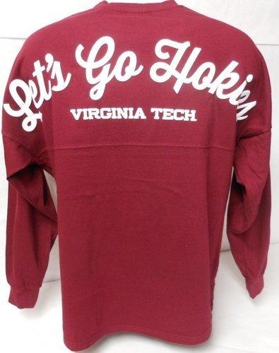 new products 1e7da e95c3 Amazon.com : Elite Fan Shop Virginia Tech Hokies Womens ...