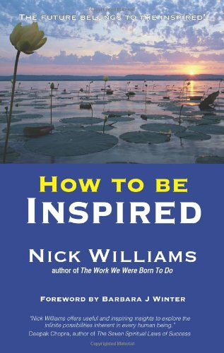 How to be Inspired