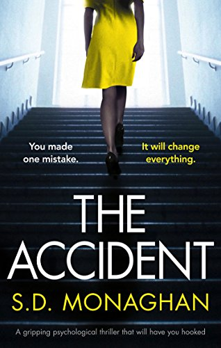 The Accident: A gripping psychological thriller that will have you hooked cover
