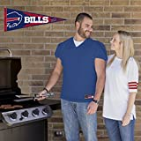 Applied Icon, NFL Buffalo Bills Outdoor Pennant Decal
