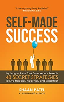 Self Made Success Entrepreneur Strategies Healthier ebook product image